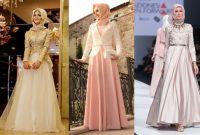 Inspirasi Baju Kondangan Wanita Berhijab