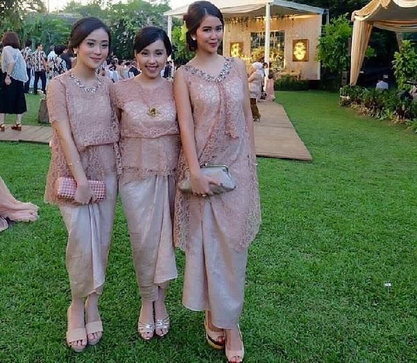 Model Kebaya Modern Untuk Pesta Toko Spesialist Kebaya Sejak 2009