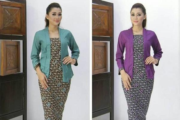 Model Kebaya Modern Untuk Sekretaris Jual Baju Brokat Kebaya Modern Untuk Pesta Pengantin Wisuda Terbaru