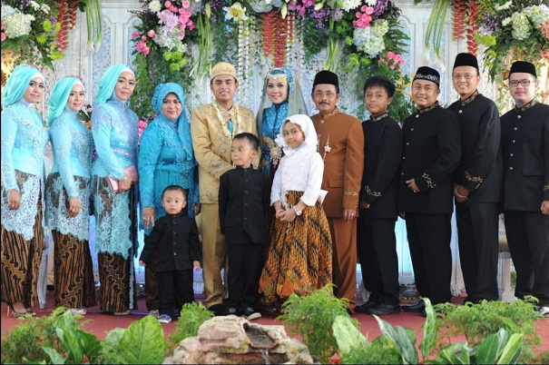Model Kebaya Muslim Untuk Keluarga Pengantin Toko Spesialist