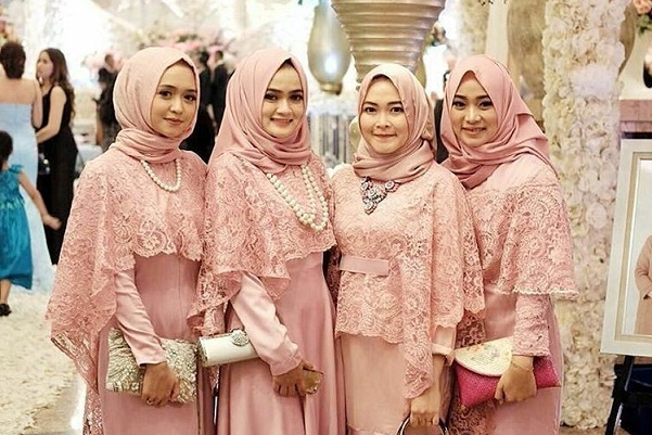 Model Kebaya Muslim Untuk Pagar Ayu Toko Spesialist Kebaya Sejak