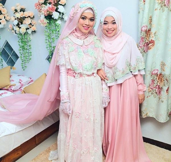 Model Kebaya Muslim Untuk Pesta Toko Spesialist Kebaya Sejak 2009