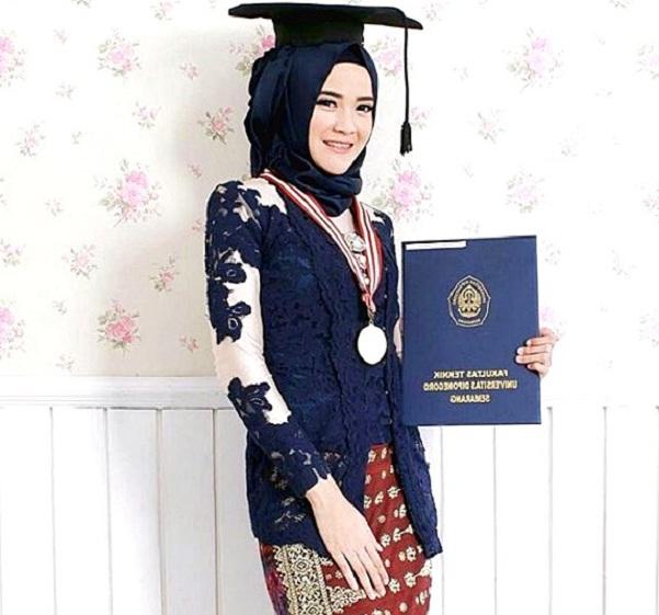 Model Kebaya Muslim Untuk Wisuda Toko Spesialist Kebaya Sejak 2009