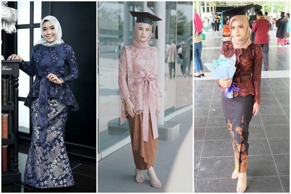 Jual Kebaya Modern Jadi Untuk Wisuda Hijab