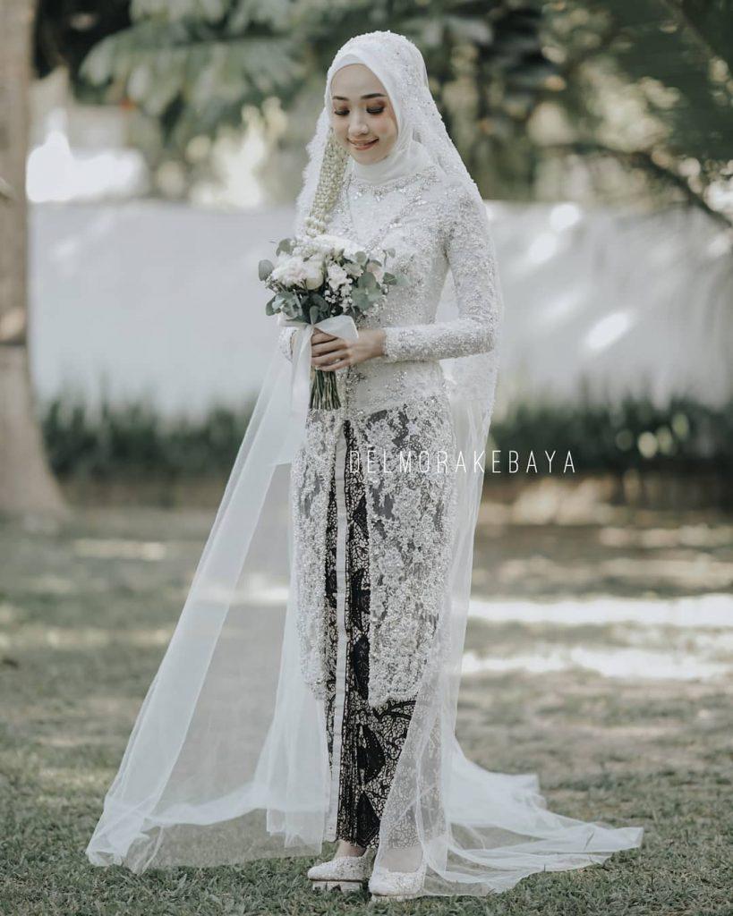 Model Kebaya Muslim Untuk Pernikahan Jual Kebaya Pengantin