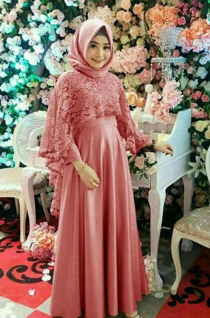 Model Kebaya Ibu Hamil Modern Muslim Hijabfest