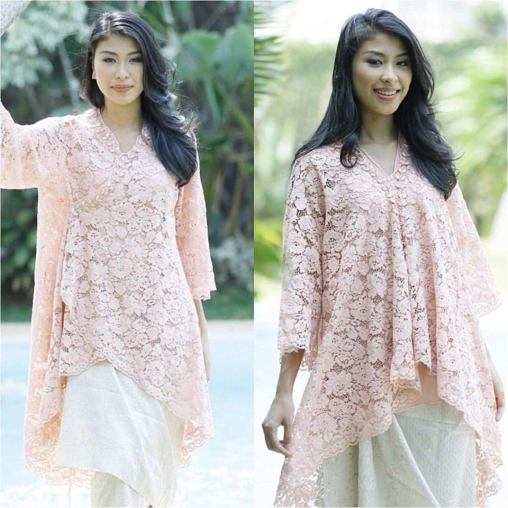 Inspirasi Kebaya Cantik Untuk Ibu Hamil - Jual Baju Brokat ...