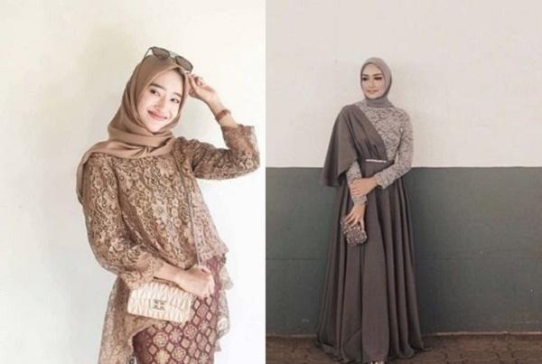 Jual Kebaya Hijab & Modern Untuk Wisuda, Pengantin, Pesta & Kondangan di Aceh