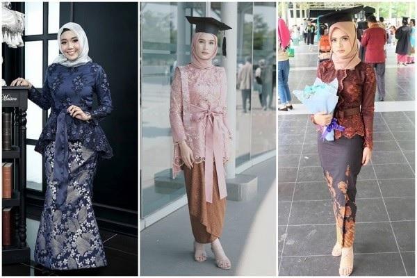 Jual Kebaya Hijab & Modern Untuk Wisuda, Pengantin, Pesta & Kondangan di Mamuju