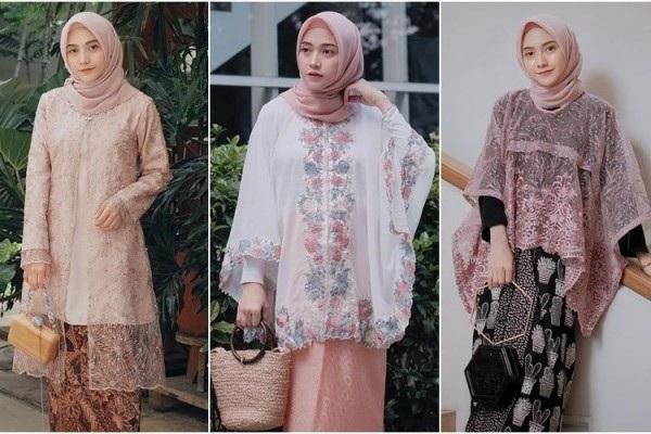 Jual Kebaya Hijab & Modern Untuk Wisuda, Pengantin, Pesta & Kondangan di Padang