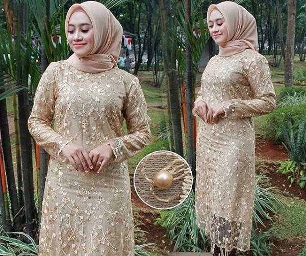 jual kebaya modern & hijab untuk pengantin, wisuda, pesta & kondangan di Bogor