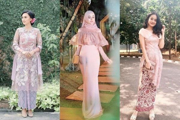 jual kebaya modern & hijab untuk pengantin, wisuda, pesta & kondangan di Denpasar