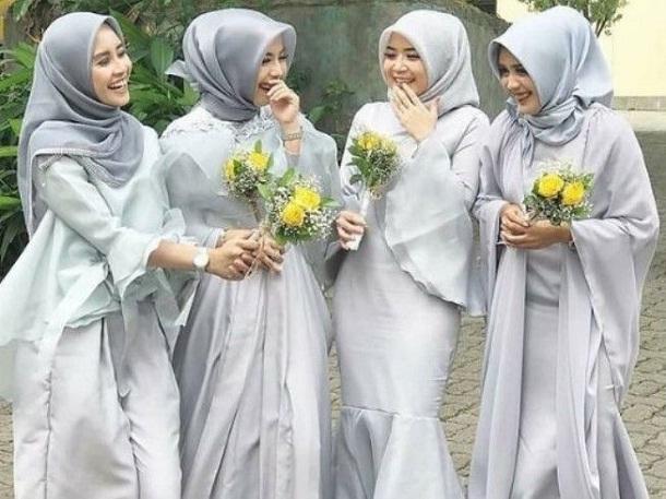 jual kebaya modern & hijab untuk pengantin, wisuda, pesta & kondangan di Jakarta