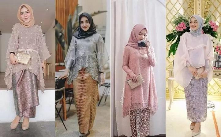 Jual Kebaya Modern & Hijab Untuk Pengantin, Wisuda, Pesta & Kondangan di Makassar