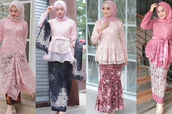 jual kebaya modern & hijab untuk pengantin, wisuda, pesta & kondangan di Medan