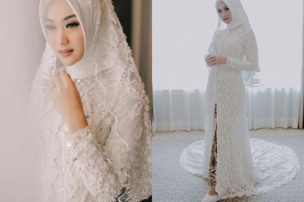 jual kebaya modern & hijab untuk pengantin, wisuda, pesta & kondangan di Surabaya