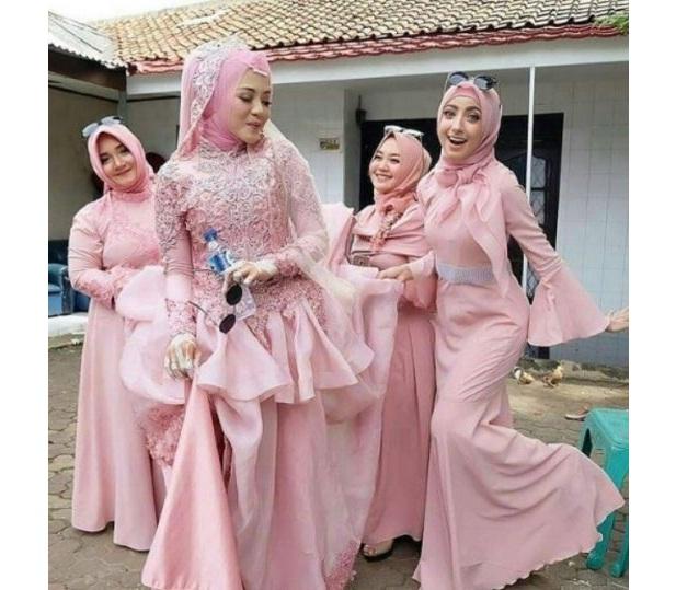 jual kebaya modern & hijab untuk pengantin, wisuda, pesta & kondangan di Tangerang