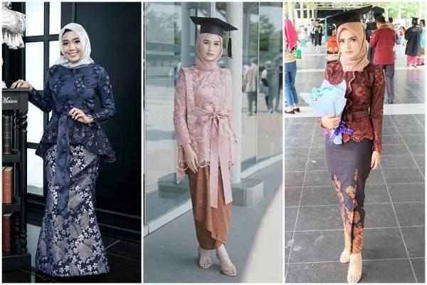 Jual Kebaya Hijab & Modern Untuk Wisuda, Pengantin, Pesta & Kondangan di Jayapura