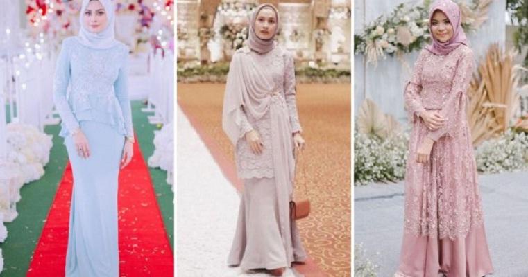 jual kebaya hijab & modern untuk wisuda, pengantin, pesta & kondangan di Banjarmasin