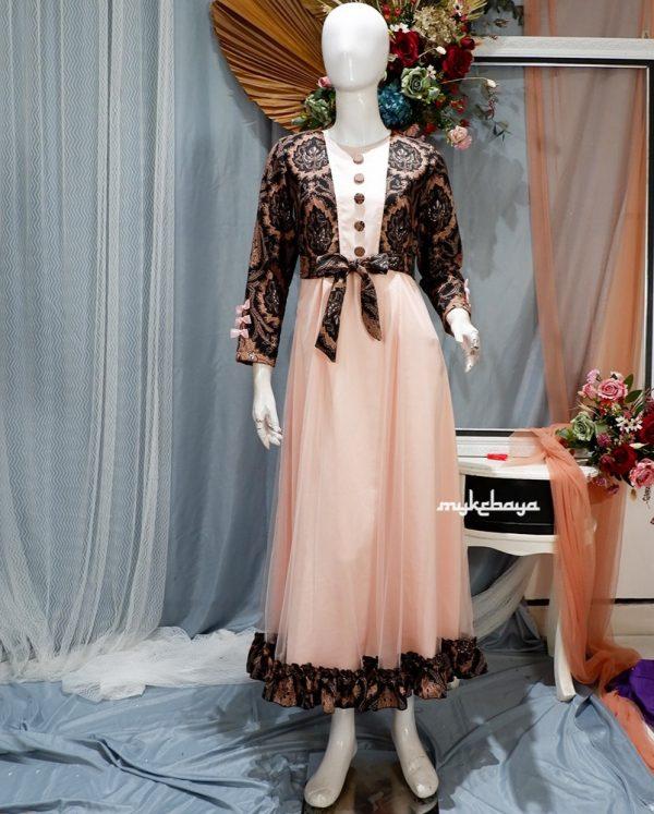 Dress-008 - Jual Baju Brokat & Kebaya Modern Untuk Pesta ...