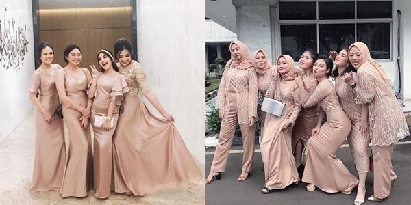 Tips Cerdas Memilih Baju & Gamis Brokat Untuk Akad Nikah & Bridesmaid
